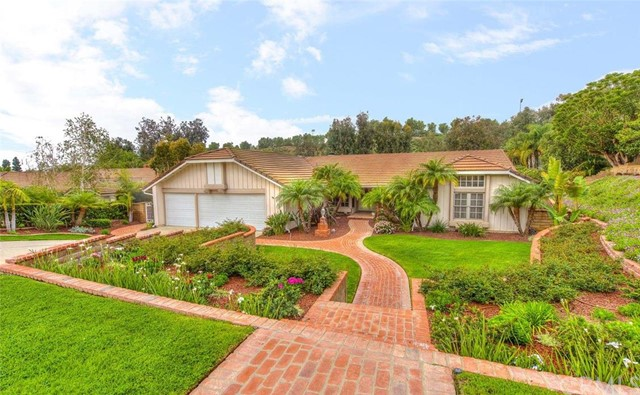 5295 BRENTWOOD Place Yorba Linda, CA 92887 is listed for sale as MLS Listing PW16061851