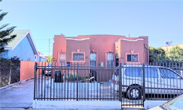 121 W 73rd Street Los Angeles, CA 90003 - MLS #: RS17131165