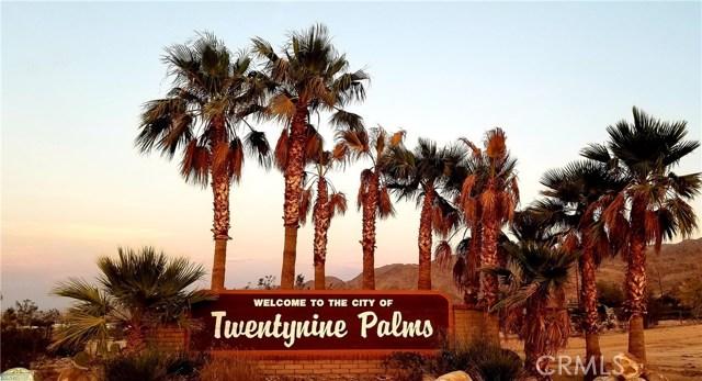 0 Adobe Road, 29 Palms, CA, 92277