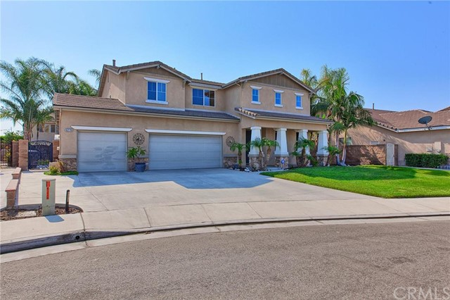 6278 Bluebell Street Eastvale, CA 92880 is listed for sale as MLS Listing CV16170049