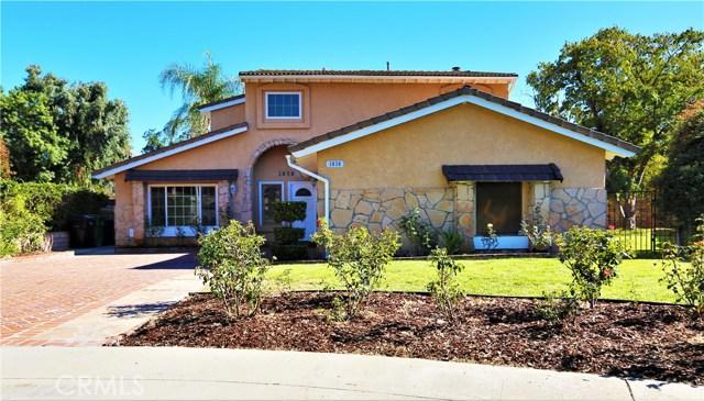 1030 Heritage Oaks Drive, Arcadia, CA 91006