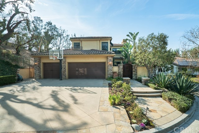 19682 Pine Canyon Road North Tustin, CA 92705 - MLS #: PW18005106