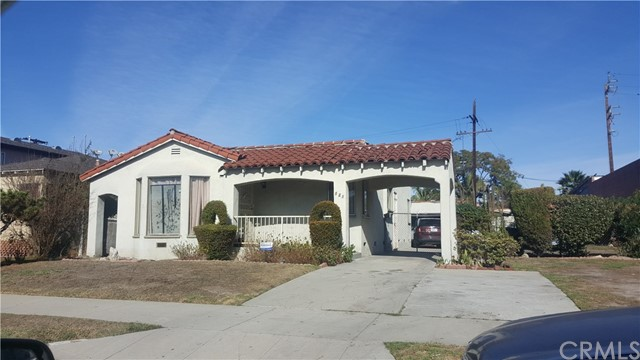 Single Family Home for Sale at 121 W 65th Street 121 W 65th Street Los Angeles, California 90003 United States