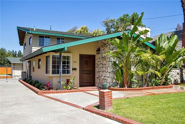 811 Nutwood Street, Anaheim, CA, 92804