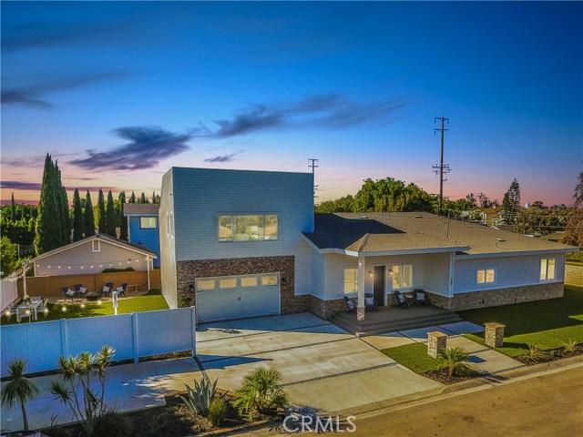 333 Mesa Drive - East Costa Mesa, California