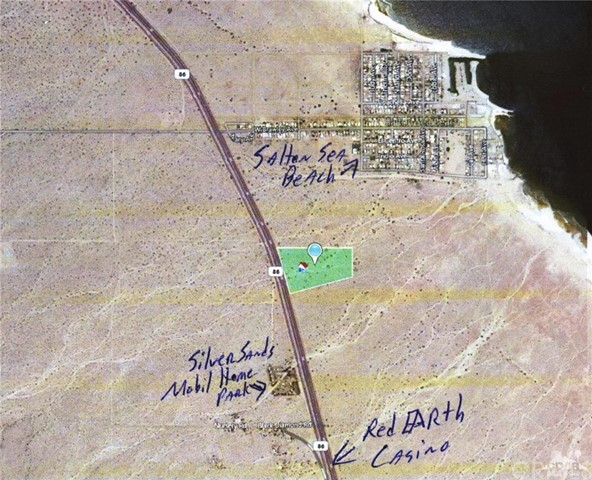 Highway 86 Salton Sea Beach, CA 92274 - MLS #: 218012346DA