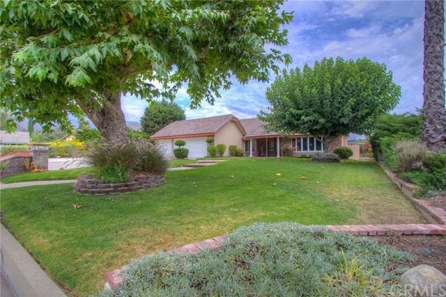6001 Burgundy Avenue Rancho Cucamonga, CA 91737 is listed for sale as MLS Listing IV17145672