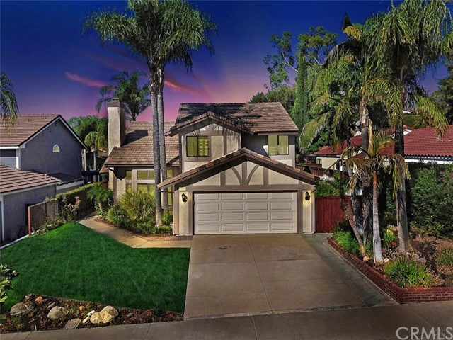 5595 Via Del Coyote, Yorba Linda, California