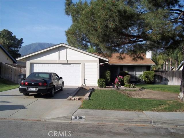 Single Family Home for Sale at 1930 Shorter Street San Bernardino, California 92407 United States