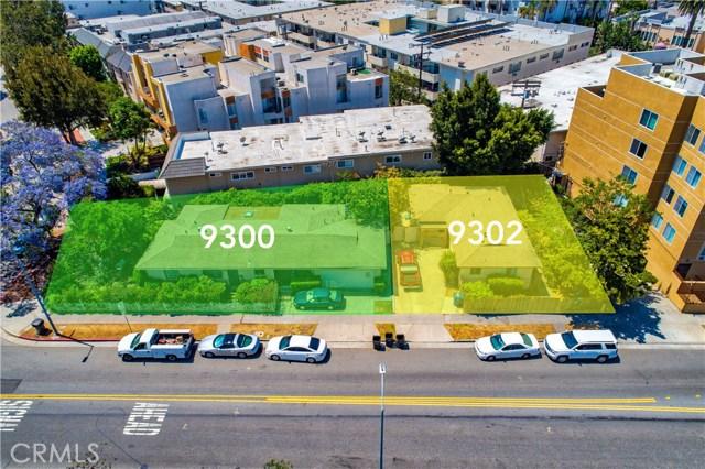 9300 Exposition Boulevard - Palms / Mar Vista, California
