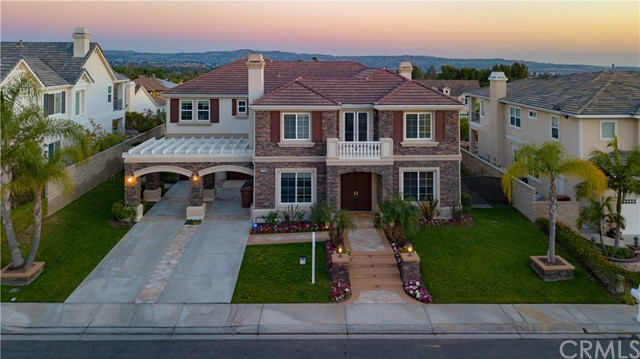 18934 Secretariat Way Yorba Linda, CA 92886 - MLS #: PW18072708