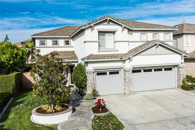 Single Family Home for Sale at 417 Mackena Place Placentia, California 92870 United States