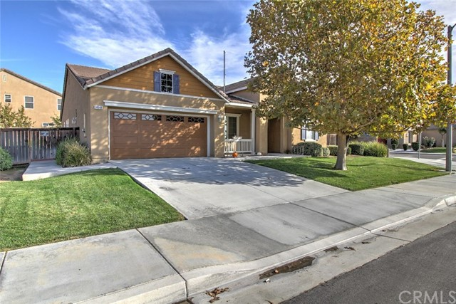 Single Family Home for Sale at 14848 Evergreen Street Moreno Valley, 92555 United States