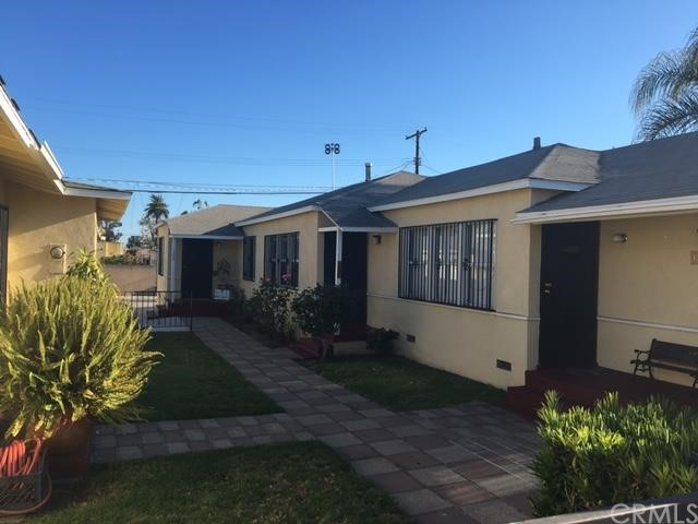 Single Family for Sale at 1318 Anaheim Street W Wilmington, California 90744 United States