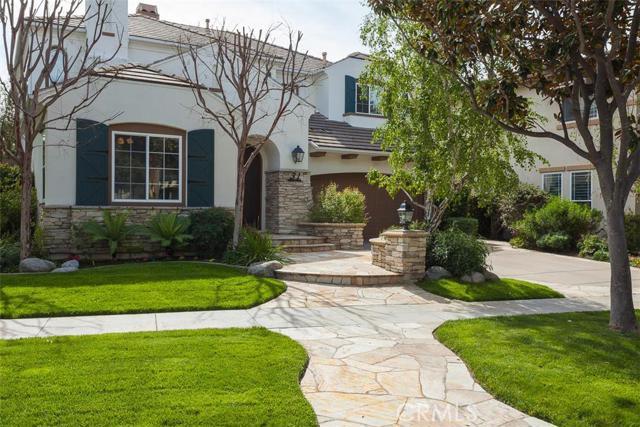 31 WINSLOW Street Ladera Ranch CA  92694