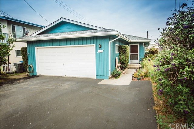Detail Gallery Image 1 of 1 For 29 11th St, Cayucos, CA 93430 - 2 Beds | 1 Baths