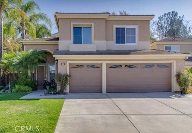 Single Family Home for Rent at 32 Blackbird Lane Aliso Viejo, California 92656 United States