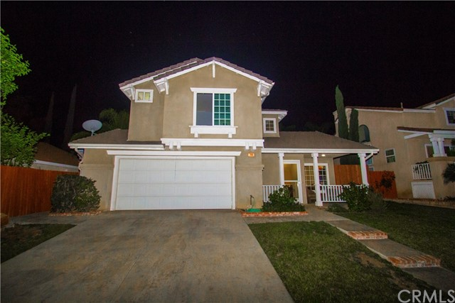 Photo of home for sale at 744 ViewPoint Lane, Corona CA