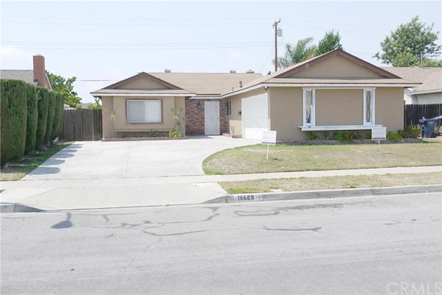 Single Family Home for Rent at 16689 Markham St Fountain Valley, California 92708 United States