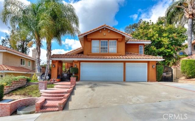 2332 Wandering Ridge Drive, Chino Hills, CA 91709