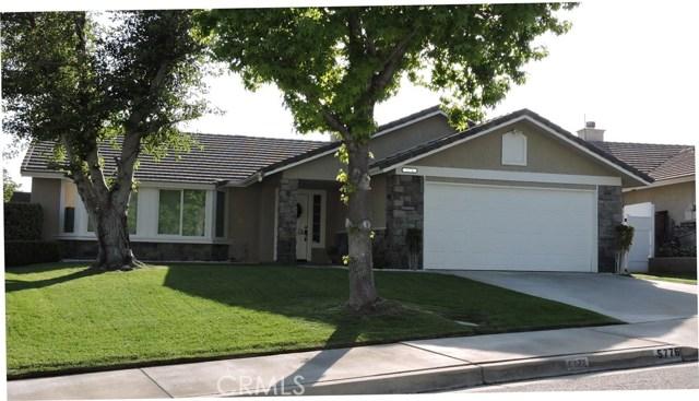 Single Family Home for Sale at 5776 Jesse Drive San Bernardino, California 92407 United States