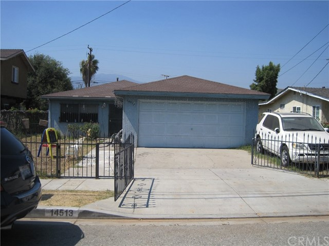 14513 California Avenue Baldwin Park, CA 91706 - MLS #: CV17162347