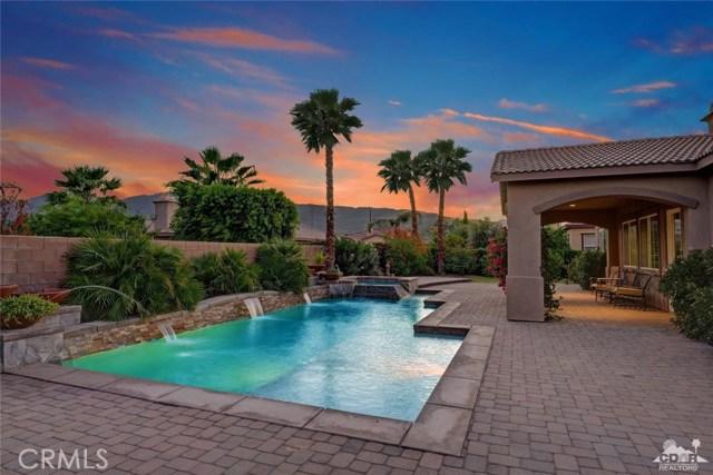 81831 Fiori De Deserto Dr Drive La Quinta, CA 92253 is listed for sale as MLS Listing 217025842DA