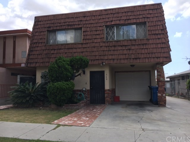 Residential Income for Sale at 540 Hyde Park Place 540 Hyde Park Place Inglewood, California 90302 United States