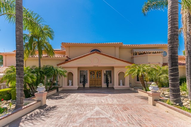 "Italian Neoclassical Custom Claremont Estate features 6 bedrooms, 6 bathrooms, and 7,640 sqft on 37,291 sqft lot. Starting from circular driveway and beautiful landscape to the double door entry to the house, there are plenty of natural lights with high ceiling to make you open your heart and say ""I AM HOME""! You will find living room, family room, game room, wet bar, formal dining, breakfast nook, walk-in pantry, fully remodeled kitchen with stainless steel appliances, and individual laundry room and fItalian Neoclassical Custom Claremont Estate features 6 bedrooms, 6 bathrooms, and 7,640 sqft on 37,291 sqft lot. Starting from circular driveway and beautiful landscape to the double door entry to the house, there are plenty of natural lights with high ceiling to make you open your heart and say ""I AM HOME""! You will find living room, family room, game room, wet bar, formal dining, breakfast nook, walk-in pantry, fully remodeled kitchen with stainless steel appliances, and individual laundry room and folding area on first floor. There are two bedrooms downstairs with an office can be used as a bedroom or gym. Each of the bathrooms has its own bathtub or shower. Master suite is situated upstairs with private wet bar/lounge area and oversized balcony/deck. Master bathroom offers extensive space for bathtub, shower room, and multiple walk-in closets. Two of the bedrooms upstairs has Jack-n-Jill bathrooms. Private oversized patio in the backyard connect direct to outside kitchen area with BBQ grill for family and friend gathering. Friends and families can also enter the fences pool area with jacuzzi and use outside bathroom to rinse when done. 4 car attached garage with gated private drive and cover will be ideal place to store and display automobile and motorcycle collections."
