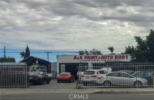 3418 5th Street, Santa Ana, CA, 92703