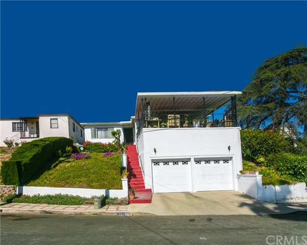 Single Family Home for Sale at 4939 La Calandria Way Los Angeles, California 90032 United States