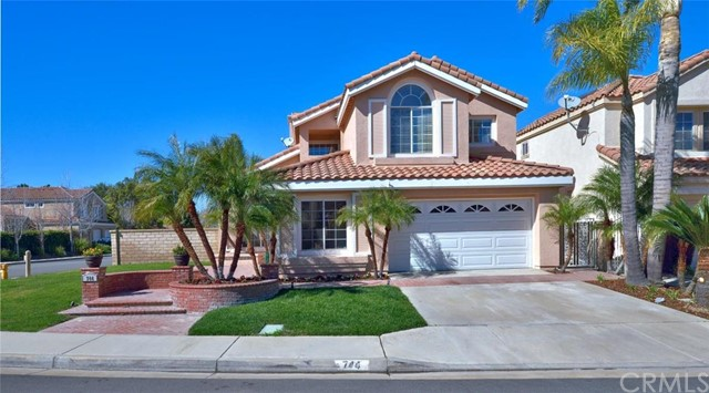 Single Family Home for Sale at 744 South Morningstar St 744 Morningstar Anaheim Hills, California 92808 United States