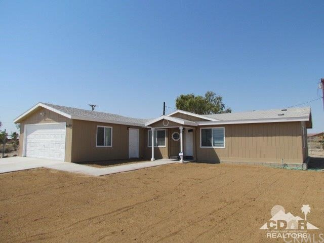 Single Family Home for Sale at 2579 Frontier Street Salton City, California 92274 United States