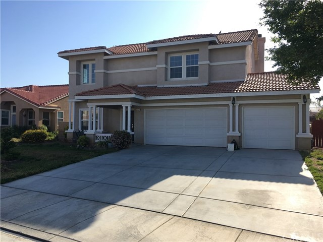 Single Family Home for Rent at 25674 Macintosh Court Romoland, California 92585 United States