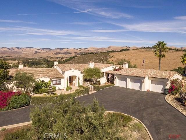 Single Family Home for Sale at 1710 Condado Vista Court Arroyo Grande, California 93420 United States
