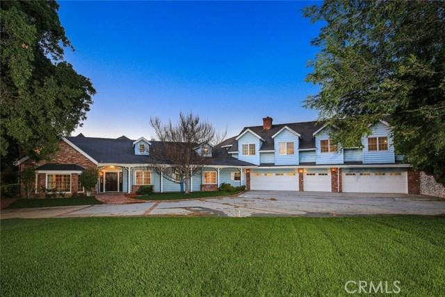 2485 Noble Canyon Road, Walnut, CA 91789