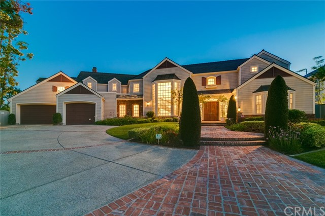 3136 E Abbey Lane 92867 - One of Most Expensive Homes for Sale