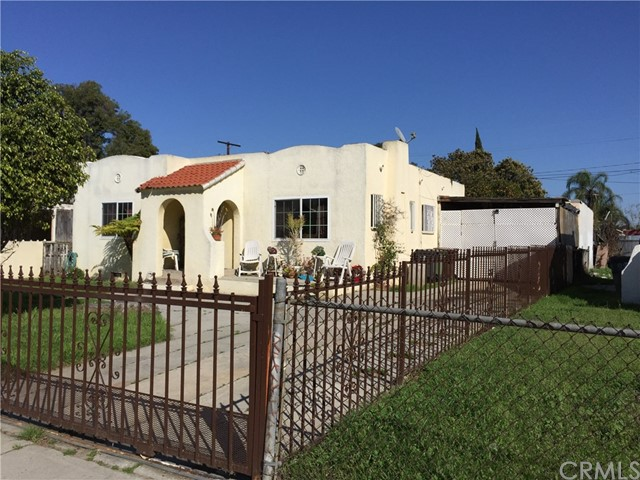 1706 N Spring Avenue Compton, CA 90221 is listed for sale as MLS Listing PW17038508