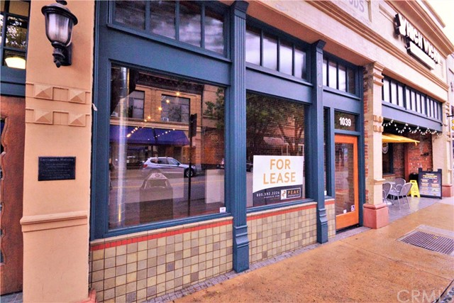 1039 Chorro Street San Luis Obispo, CA 93401 - MLS #: SP18072346