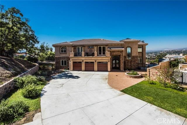 Casa Unifamiliar por un Venta en 387 S Henning Way Anaheim Hills, California 92807 Estados Unidos