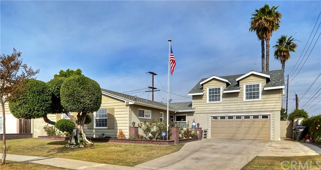 8613 El Rancho Avenue Fountain Valley, CA 92708 is listed for sale as MLS Listing OC16751409