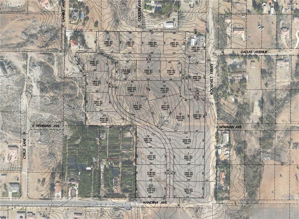 0 Nandina Avenue Woodcrest, CA 92508 - MLS #: WS18191851
