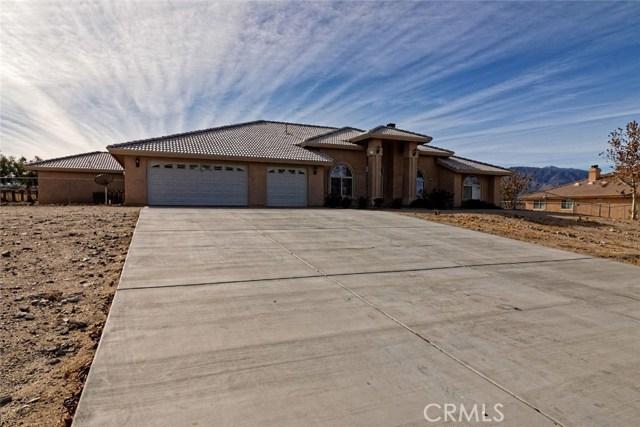 Single Family Home for Sale at 1861 Calaveras Road Pinon Hills, California 92372 United States
