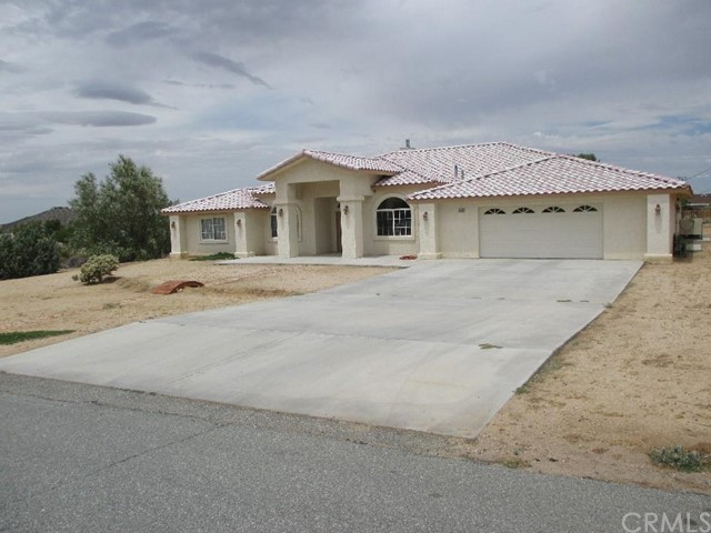 8843 San Diego Drive, Yucca Valley CA 92284