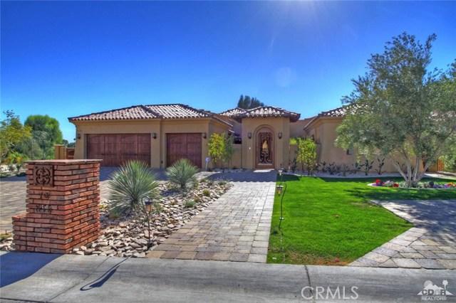 Single Family Home for Sale at 79815 Bermuda Dunes Drive Bermuda Dunes, California 92203 United States