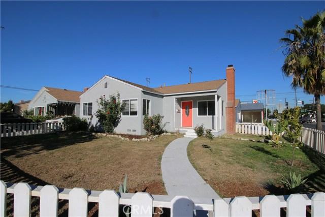 4803 121 Street, Hawthorne, California 90250, 3 Bedrooms Bedrooms, ,2 BathroomsBathrooms,Commercial/residential,For Sale,121,CV21011007