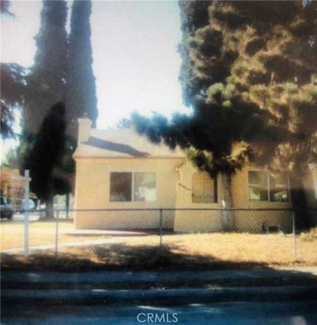 1912 WALL Avenue San Bernardino CA 92404