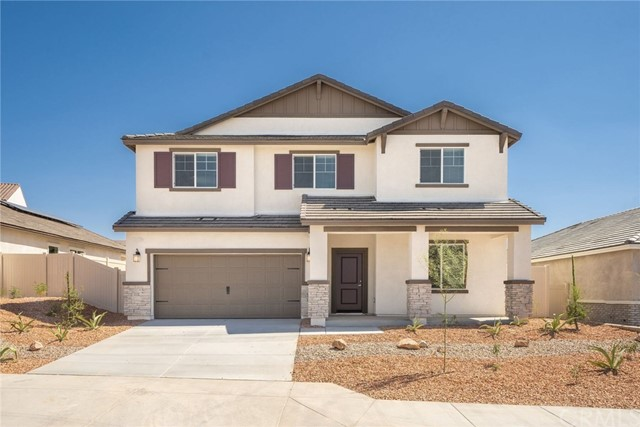 Detail Gallery Image 1 of 1 For 15889 Rain Lily Ct, Victorville,  CA 92394 - 5 Beds | 3 Baths