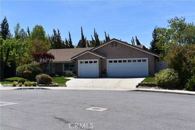 2605  Starling Drive, Paso Robles, California
