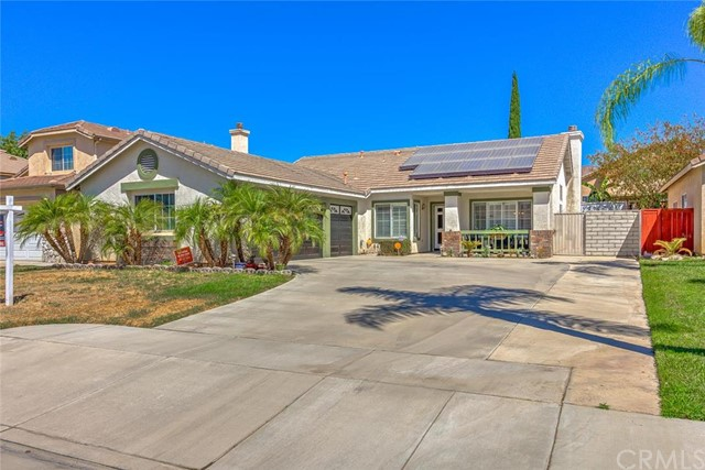 28578 Kristin Lane Highland, CA 92346 is listed for sale as MLS Listing CV16181434